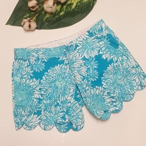 Lilly Pulitzer Buttercup Short Size 000